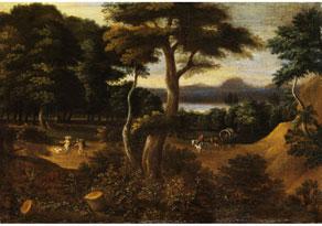 Detail images:  Niederländischer Maler im Umkreis/ in der Nachfolge von Jan Breughel