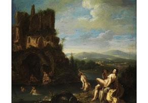 Cornelis van Poelenburgh, 1586 - 1667