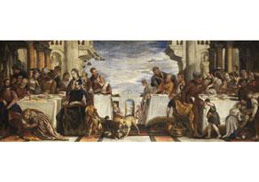 Norditalienischer Maler im Umkreis/ in der Nachfolge von Paolo Veronese