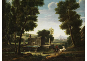 Hendrick Frans van Lint, 1684 - 1763