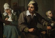 Detail images: Jan Josef Horemans der Ältere, 1682 Antwerpen - 1759