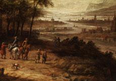 Detail images: Jan Wijnants, um 1635 Haarlem - 1684 Amsterdam, zug.