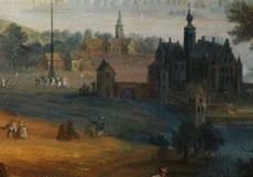 Detail images: Jan Brueghel der Jüngere, Werkstatt, Flämische Schule des 17. Jahrhunderts