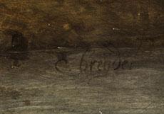 Detail images: Karel Breydel (le Cavalier), 1678 - 1733 Antwerpen