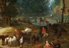 Detail images: Joseph van Bredael, 1688 Antwerpen - 1739 Paris