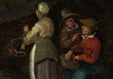 Detail images: Jan Brueghel der Jüngere, 1601 Antwerpen - 1678 Antwerpen