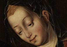 Detail images: Joos van Cleve, um 1485 Kleve - um 1540 Antwerpen, zug.