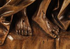 Detail images: Fränkischer Meister des beginnenden 16. Jahrhunderts
