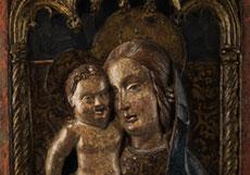 Detail images: Italienischer Meister des 15. Jahrhunderts