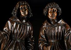 Detail images: Flämischer Meister des ausgehenden 15. Jahrhunderts