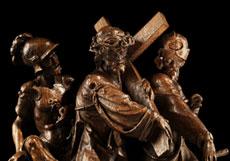 Detail images: Flämischer Bildschnitzer des 16. Jahrhunderts