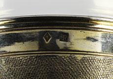 Detail images: Schlangenhautbecher