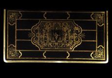 Detail images: Elegante Louis XIV-Kommode, Nicolas Sageot, 1666 - 1731, zug.
