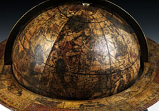 Detail images: Seltener Himmelsglobus
