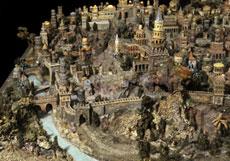Detail images: Stadtmodell von Jerusalem