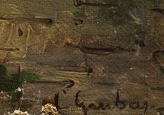 Detail images: Carlo Grubacs, 1810 Venedig - 1870