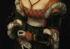 Detailabbildung: Lucas Cranach der Ältere 1472 Kronach - 1553 Weimar, Werkstatt,