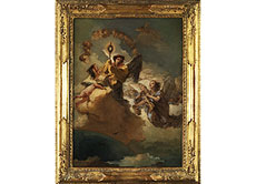Detailabbildung: Giovanni Battista Tiepolo, 1696 Venedig - 1770 Madrid
