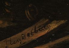 Detailabbildung: Johannes Lingelbach, 1622 Frankfurt a. M. - 1674 Amsterdam
