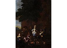 Detail images: Italienischer Maler des 18. Jahrhunderts