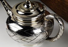 Detailabbildung: Teeservice