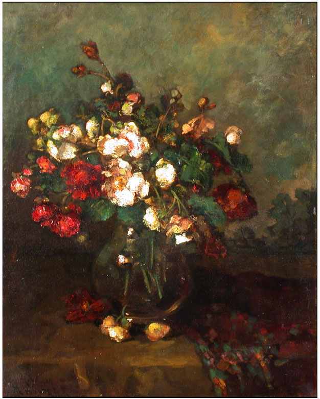 Marie Weger-Kleinbardt, 1882 München - 1980 Harrison/ New York