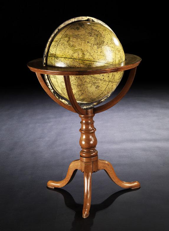 Großer Tisch-Himmelsglobus