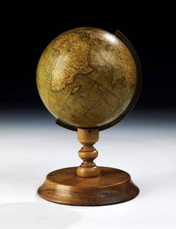 Newtons...terrestrial Globe...London