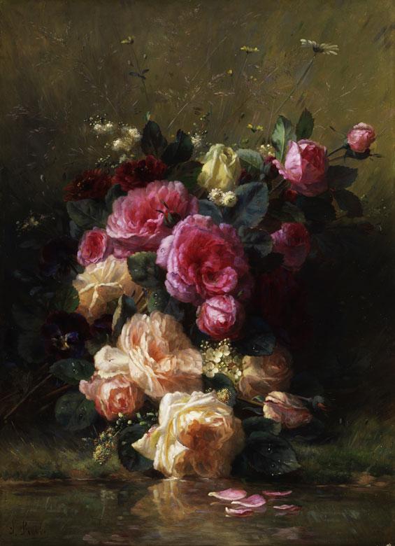 Jean-Baptiste Robie, 1821 Brüssel - 1910