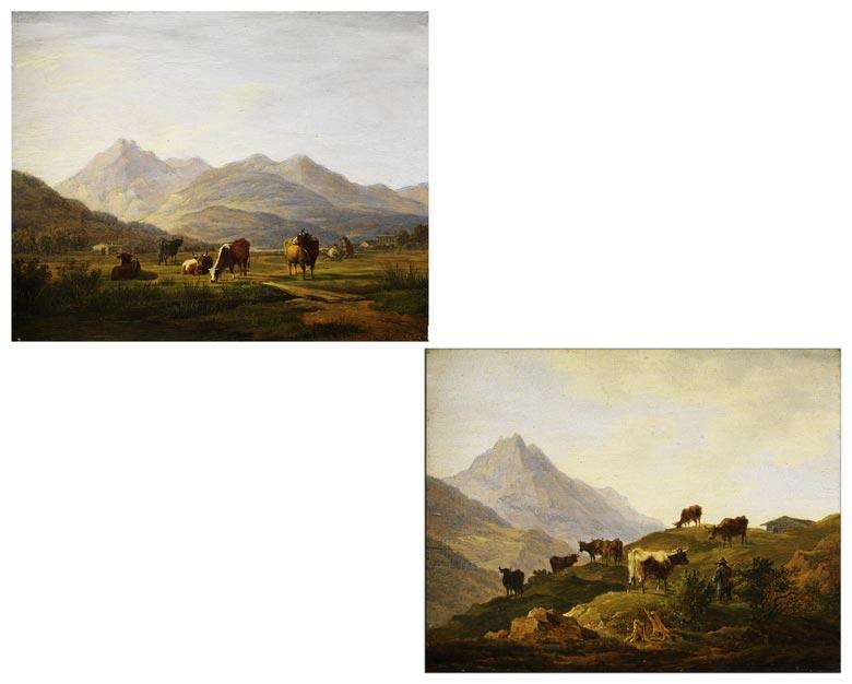 Max Joseph Wagenbauer, 1775 Grafing - 1829 München