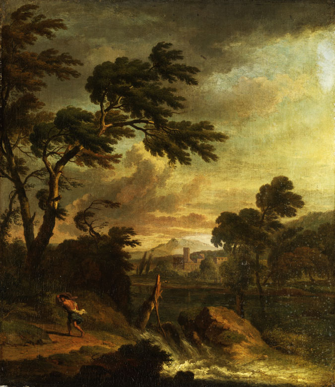 Jan van Huysum, 1682 - 1749 Amsterdam, zug.