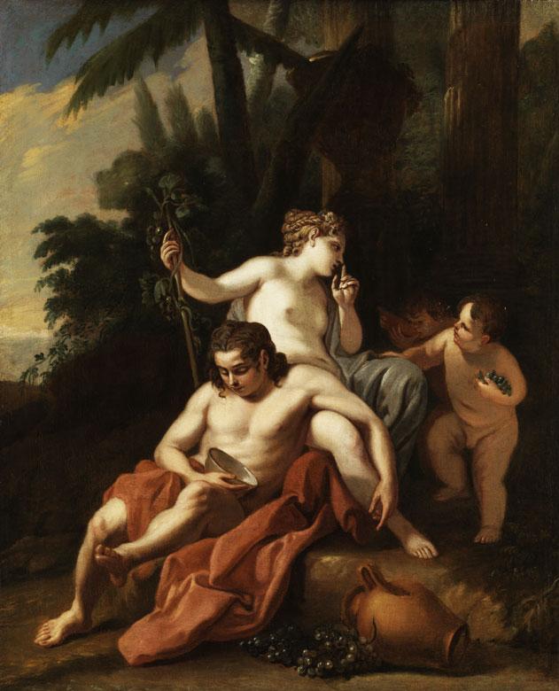 Jacopo Amigoni, 1682 Venedig oder Neapel - 1752 Madrid