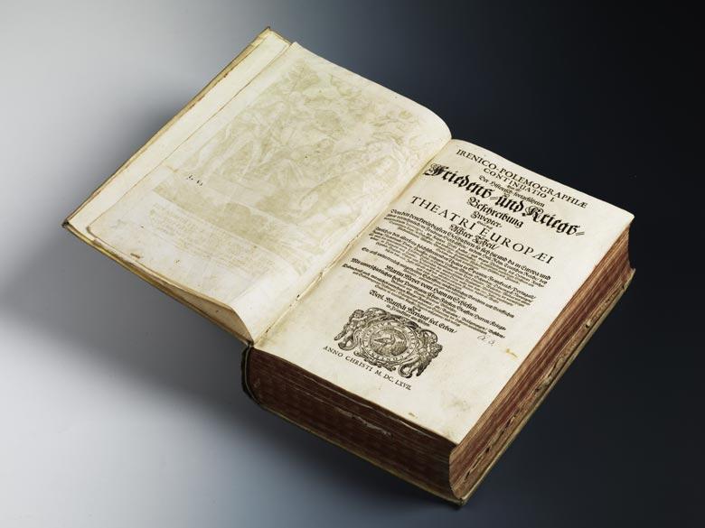 Irinico-Polemographiae continuatio, theatri europaei continuati tomus VIII