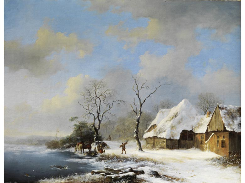 Frederik Marinus Kruseman, 1816 Haarlem - 1882 Brüssel