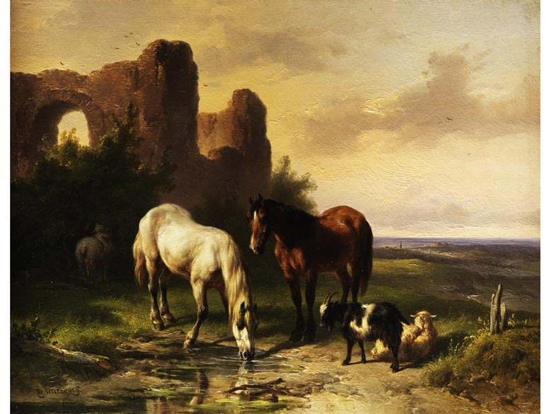 Wouter Verschuur, 1812 - 1874
