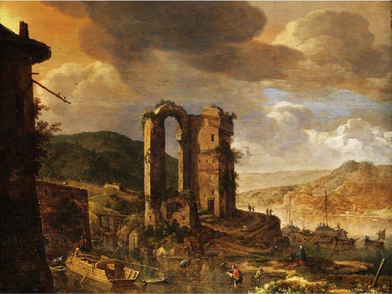 Herman Saftleven, 1609 Rotterdam - 1685 Utrecht