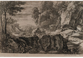 Detailabbildung:  Herman van Swanevelt, ca. 1600 - 1655