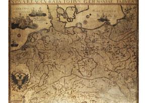 Detail images:  Landkarte von Deutschland