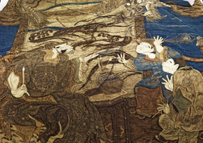 Detail images:  Gobelin