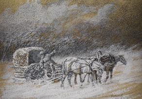 Detail images:  George Sverchkov, 1872 - 1957