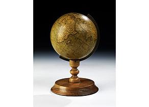 Detail images:  Newtons...terrestrial Globe...London