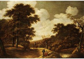 Detail images:  Andreas Schelfhout, zug., 1787 Den Haag - 1870 Den Haag