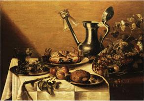 Pieter Claesz,  1597 - 1660, Nachfolge des