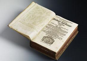 Detail images:  Irinico-Polemographiae continuatio, theatri europaei continuati tomus VIII