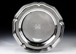 Detail images:  Silberplatte