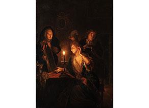 Godfried Schalcken,  1643 - 1706,   Art des / Holländische Schule um 1700