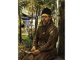 Detail images:  Russischer Maler des 20. Jahrhunderts
