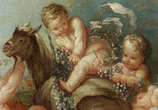 Detail images: Französischer Meister in der Nachfolge des François Boucher