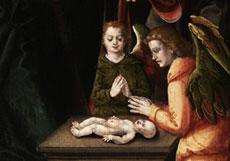 Detailabbildung: Pieter Coecke van Aelst, 1502 Alst - 1550 Brüssel, zug.