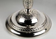 Detail images: Paar Kerzenkandelaber